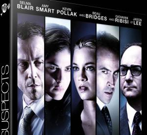 """Le DVD : """"The Suspect"""". Pourquoi lui ? Un excellent thriller, mené par un magnifique casting : Selma Blair, Amy Smart et Giovanni Ribisi en tête de liste. Le prix : 19.99€"""