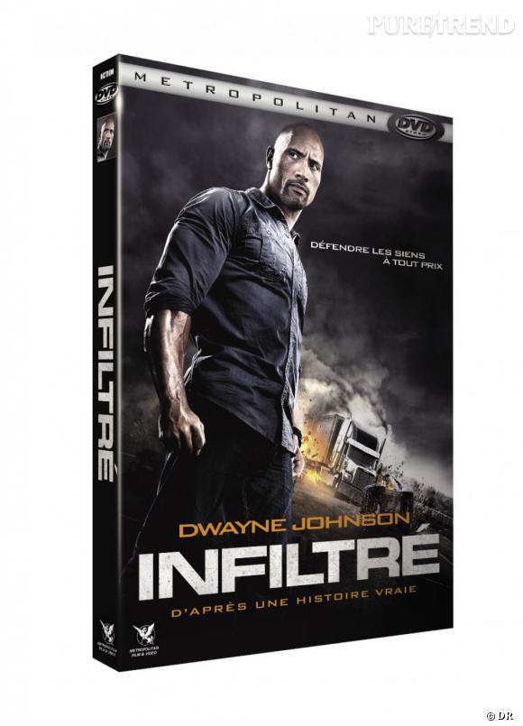 """Le DVD :  """"Infiltré"""".    Pourquoi lui ?  Pour s'offrir une bonne dose de muscles (mais pas que) afin de finir l'été en beauté.    Le prix :  19.99€"""