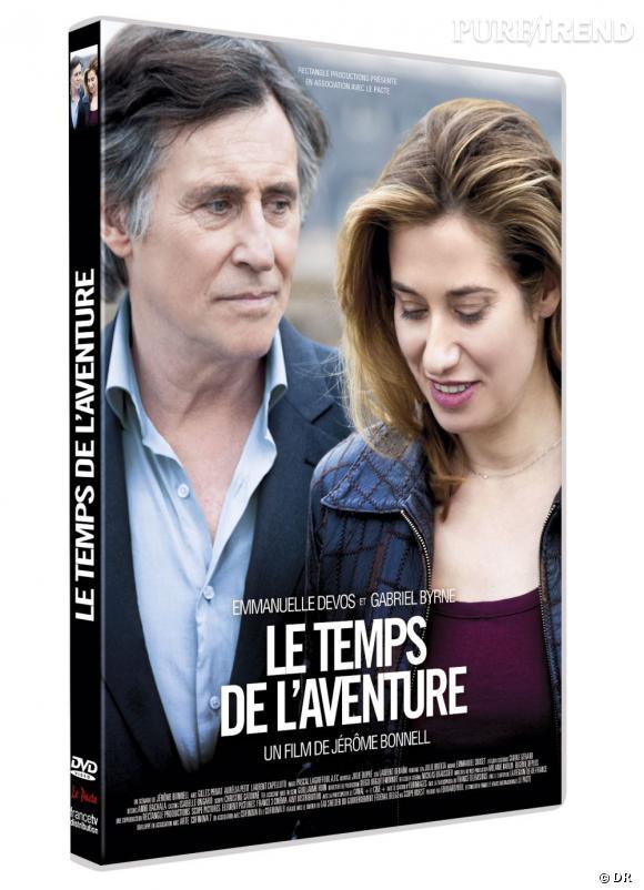 """Le DVD :  """"Le temps de l'aventure"""".    Pourquoi lui ?  L'une des plus belles histoires d'amour du début de l'année sort enfin en DVD. A acheter sans hésitation.    Le prix :  19.99€"""