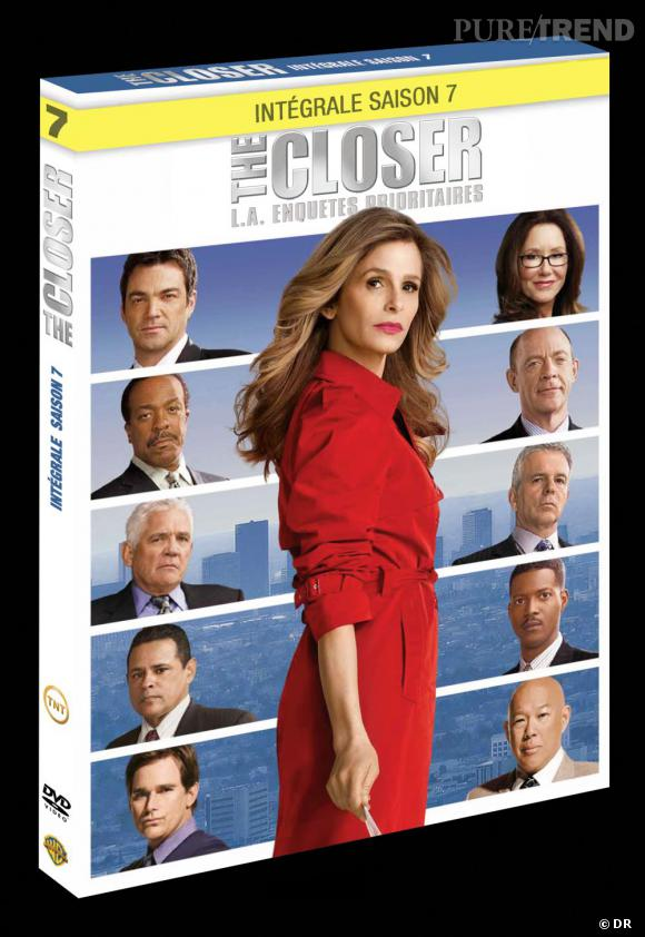"""Le DVD :  """"The Closer"""" saison 7.    Pourquoi lui ?  Pour les fans de la série, qui se doivent d'avoir la suite des aventures de cette série phare.    Le prix :  29.99€"""