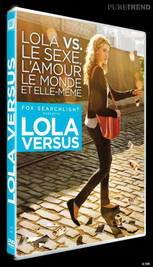 """Le DVD  : """"Lola Versus"""".    Pourquoi lui ?  Une histoire sur une fille d'aujourd'hui, avec toutes les histoires qui vont avec. Un film qui plaira à toutes les générations !    Le prix :  19.99€"""