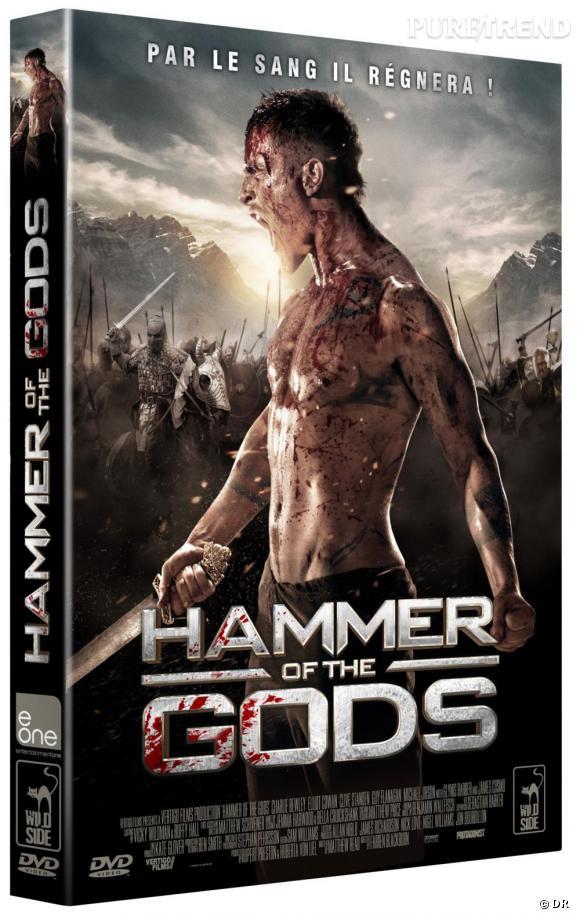 """Le DVD  : """"Hammer of the gods"""".    Pourquoi lui ?  Une (grosse) dose de testostérones pour cette sélection du mois d'août, ça ne nous fera pas de mal. De la violence certes mais aussi de la philosophie, point trop d'en faut !    Le prix :  19.99 €"""