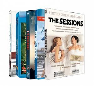 The Sessions, Mariage a l'anglaise... Les 15 DVD coups de coeur du mois d'aout