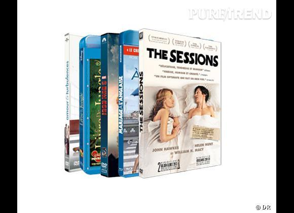 Nos 15 DVD coups de coeur du mois d'août.