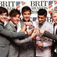 Tout réussit aux One Direction.... Cinq garçons plus que dans le vent !