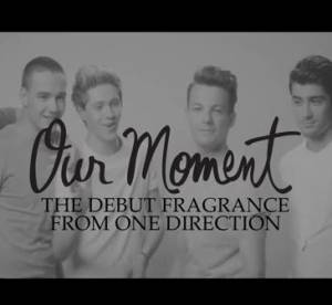One Direction : Our Moment, leur premier parfum tres attendu