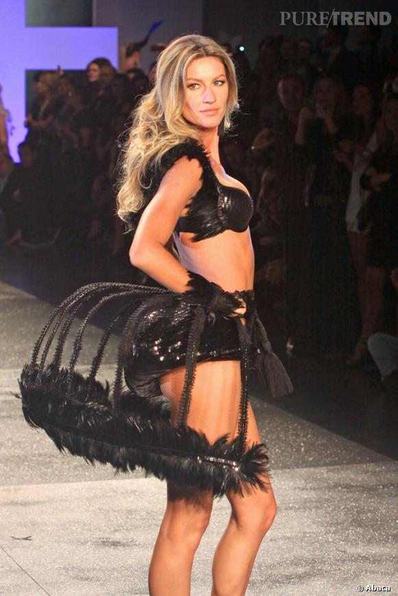 Gisele Bündchen a empoché 42 millions de dollars ces 12 derniers mois.