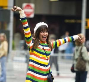 Lea Michele, 27 ans pour la Rachel Berry de Glee, et alors ?