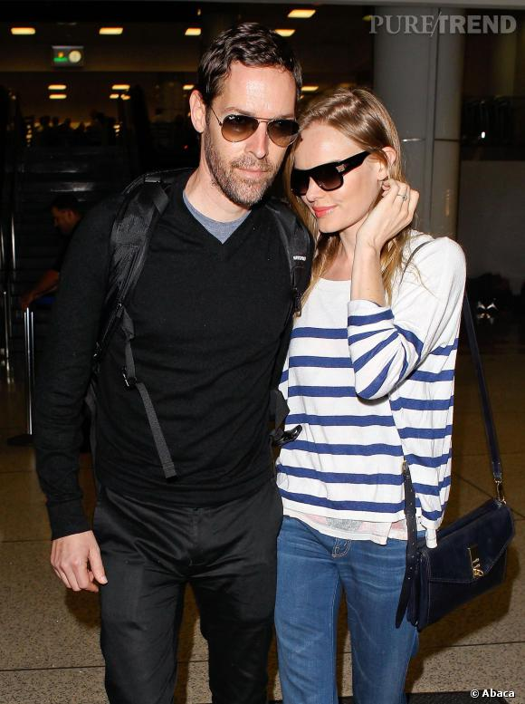 Kate Bosworth et Michael Polish se sont dits oui le 31 août 2013.