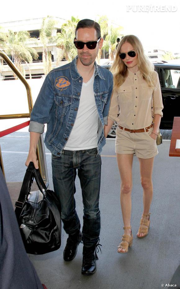 Kate Bosworth et Michael Polish sont désormais mariés.