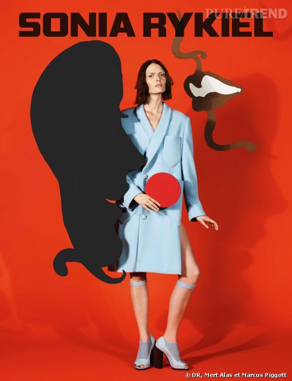 Campagne Automne-Hiver 2013/2014 Sonia Rykiel