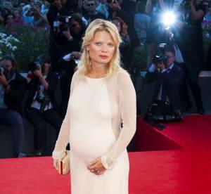 Melanie Thierry enceinte : un robe transparente et virginale a la 70e Mostra de Venise