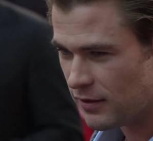 "Chris Hemsworth et Daniel Brühl parlent du film ""Rush""."