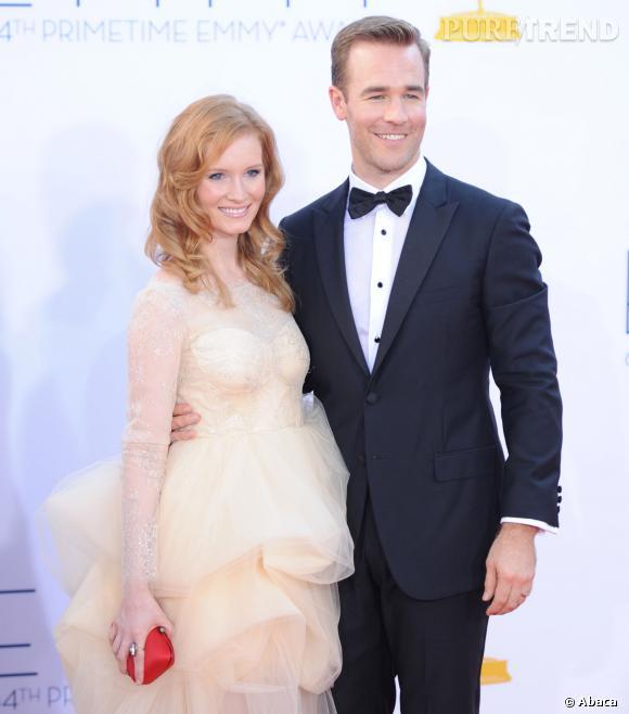James Van der Beek et Kimberly ont déjà 2 enfants, Olivia et Joshua.