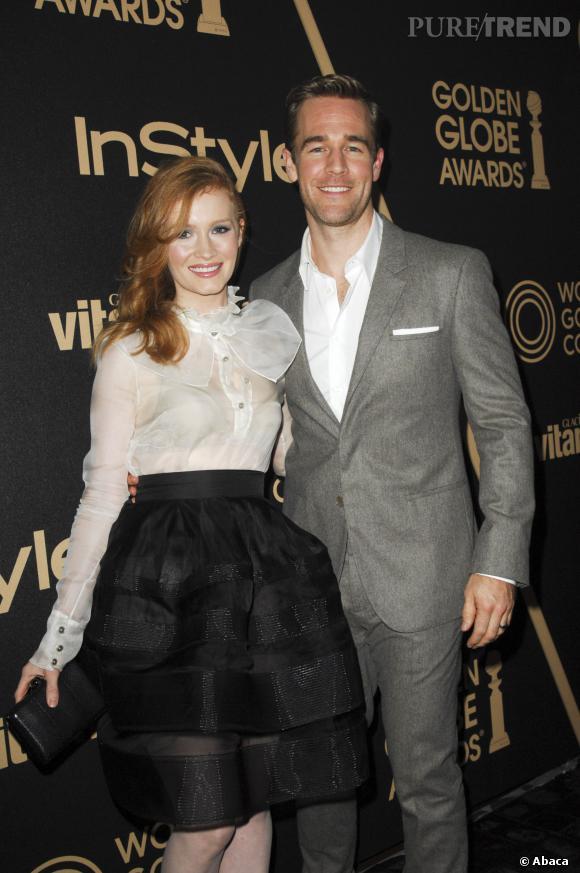 James Van der Beek a épousé Kimberly en 2010.