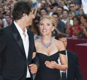 Scarlett Johansson, des fiancailles avec un Francais ?