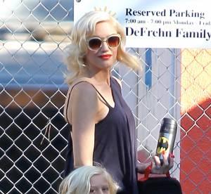 Gwen Stefani, future maman tres en forme et tres mode