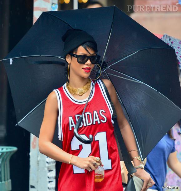 Le bonnet : la fashion obsession de Rihanna à copier !    Par tous les temps et tous les styles, Rihanna reste accro à ses bonnets