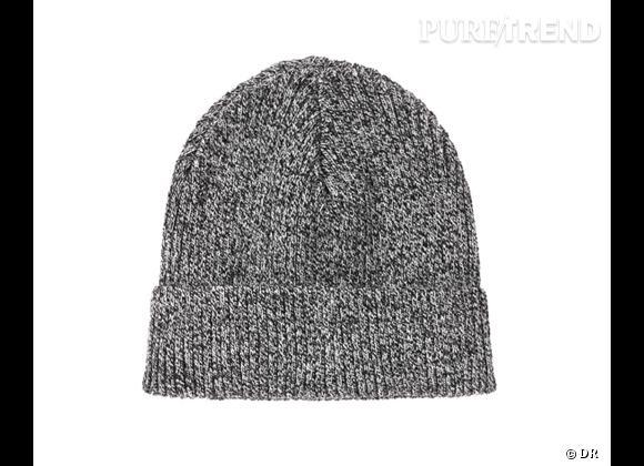 It-accessoire de l'automne : le bonnet !    Bonnet Topshop, 13 €