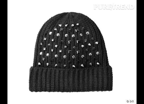 It-accessoire de l'automne : le bonnet !    Bonnet H&M, 9,95 €    Silverspoonattireshop.com