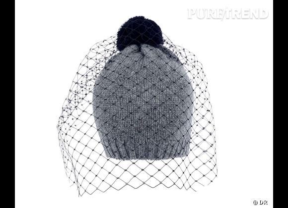 It-accessoire de l'automne : le bonnet !    BonnetBernstock Speirs, 105 € chez Urban Outfitters aux Galeries Lafayette