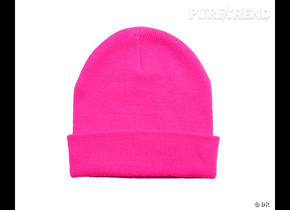 It-accessoire de l'automne : le bonnet !    Bonnet Monki, 8 €