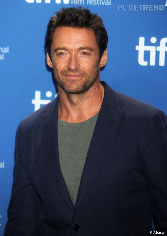 """Le beau brun ténébreux d'Hollywood, Hugh Jackman, n'a pas fini de nous surprendre dans son dernier film """"Prisoners""""."""