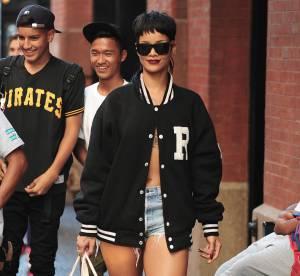 Rihanna : seins nus a New York, elle ose !