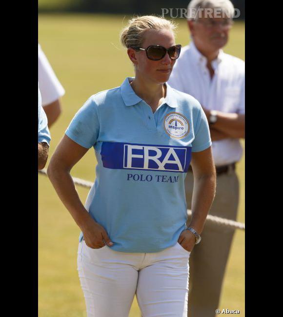 Zara Phillips, un autre bébé au sein de la famille Royale.
