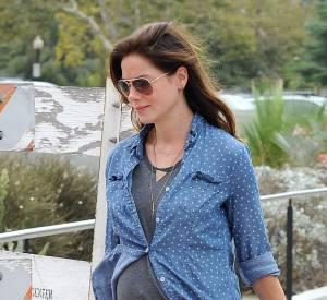 Michelle Monaghan déjà maman d'une petite fille attend un bébé pour la fin d'année.