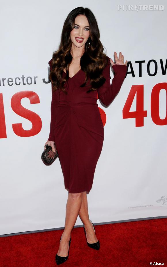 Megan Fox enceinte : c'est un garçon !