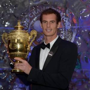 Andy Murray est classé 8ème sur 1000.