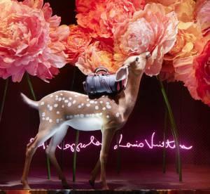 Le monde féerique de Sofia Coppola dans les vitrines du Bon Marché