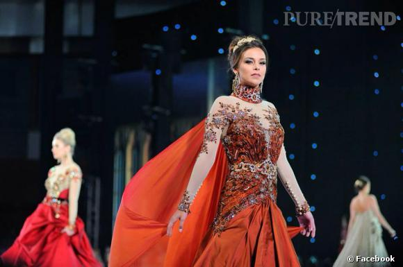 Marine Lorphelin a-t-elle ses chances pour Miss Monde ? En tout cas, elle a été sélectionnée pour faire partie des 10 finalistes du Top Model Show.
