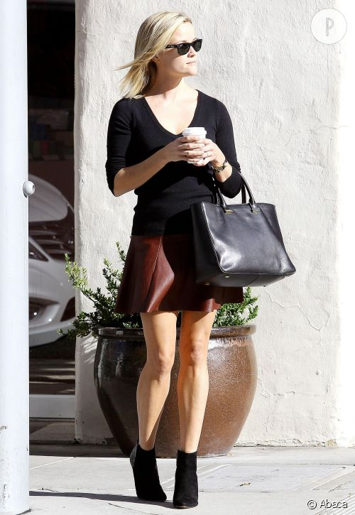 Reese Witherspoon, adoptez son look.