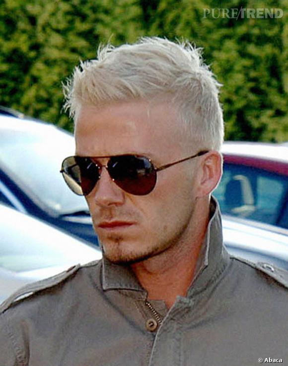 coiffure homme blond platine. Black Bedroom Furniture Sets. Home Design Ideas