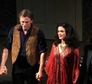 Daniel Craig et Rachel Weisz incarnent les personnages d'Harold Pinter.