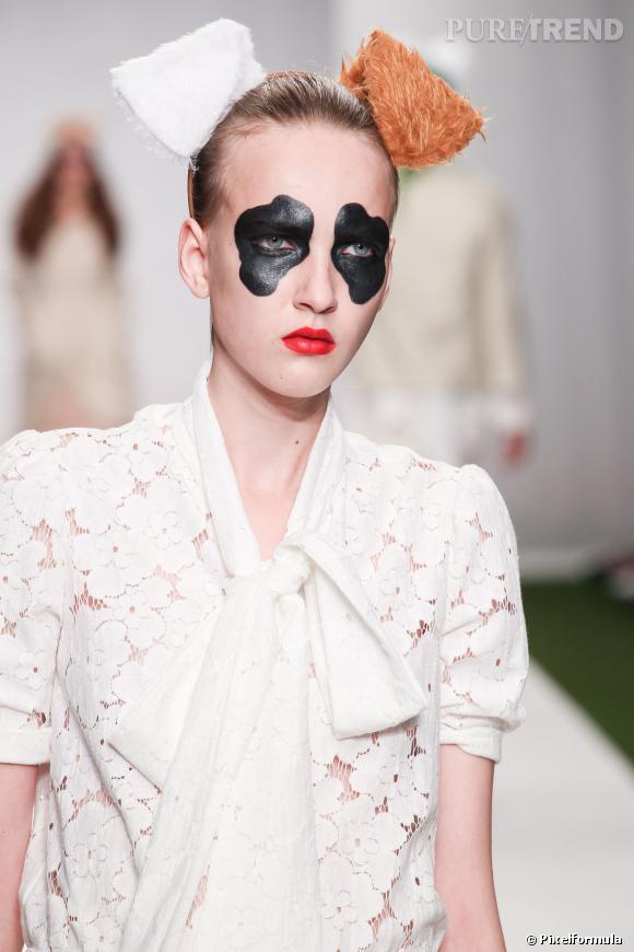 Le Pluto triste - Défilé Fashion East printemps-été 2014