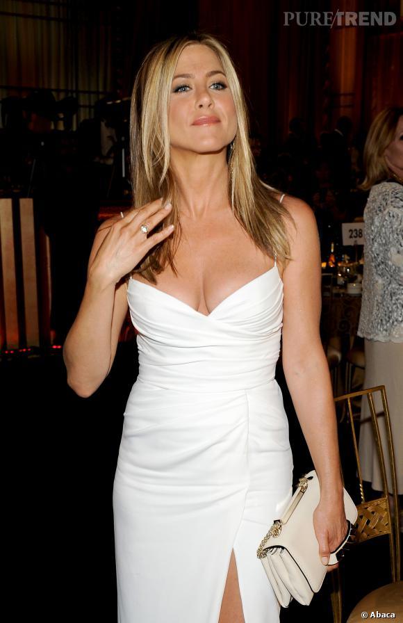 Jennifer Aniston, sexy à 44 ans.