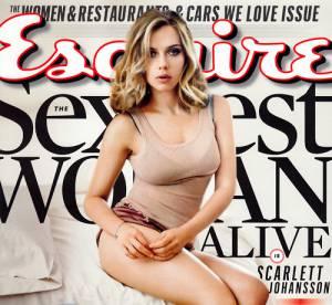 Scarlett Johansson, (encore) elue femme la plus sexy du monde