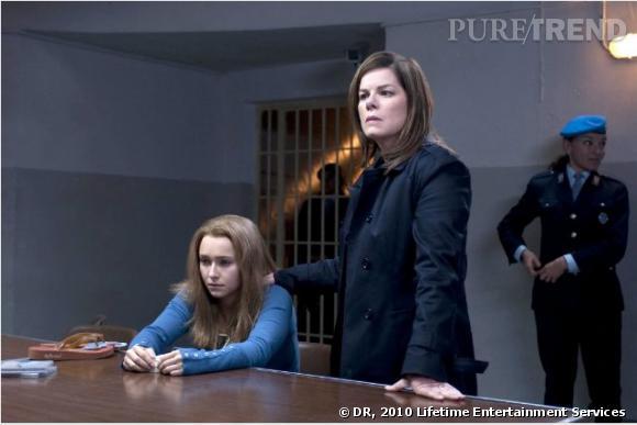 Hayden Panettiere a incarné Amanda Knox dans un téléfilm en 2012.