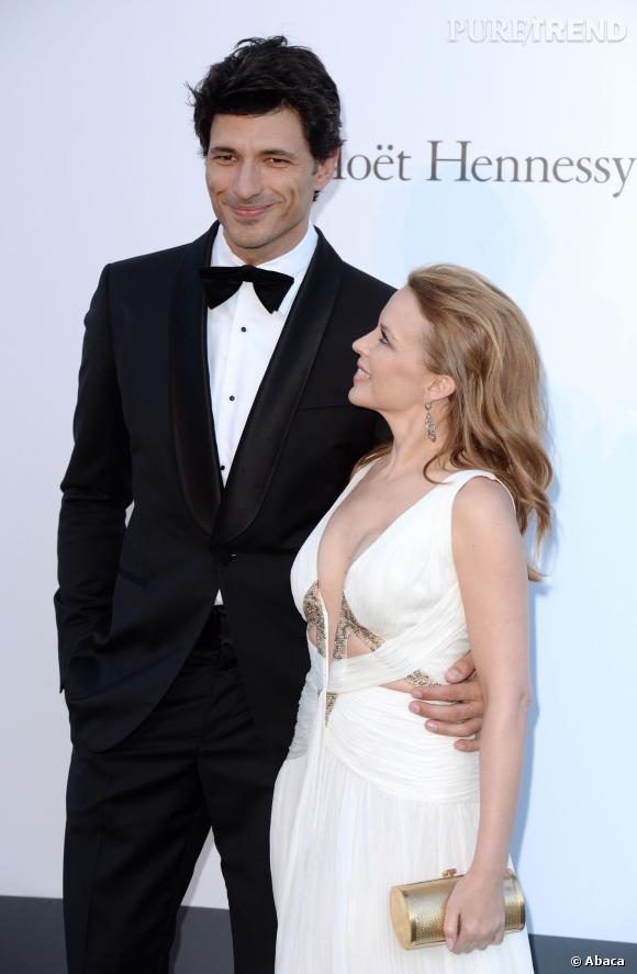 Kylie Minogue et Andres Velencoso, c'est fini.