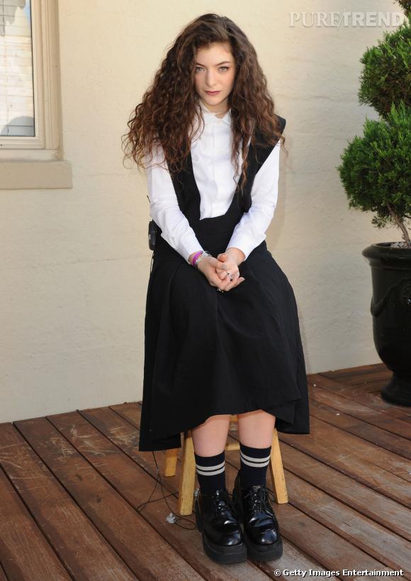 Lorde, notre artiste du mois.