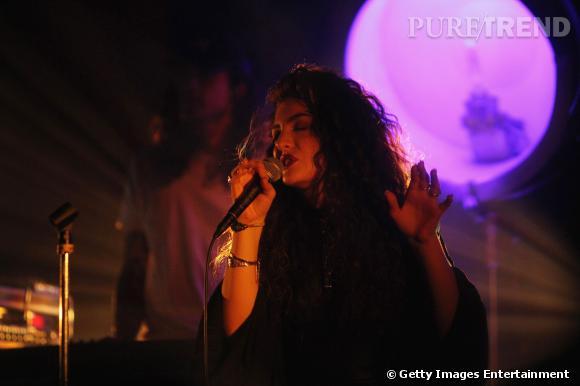 À tout juste 16 ans, Lorde est la nouvelle coqueluche du monde de la musique.