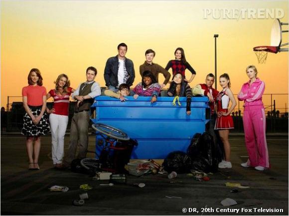 """""""Glee"""", la 6ème saison sera la dernière."""