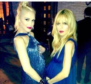 Rachel Zoe VS Gwen Stefani : match de baby bump glamour