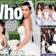 Lors de l'un de ses précédents mariages, Kim Kardashian avait choisi une robe Vera Wang.
