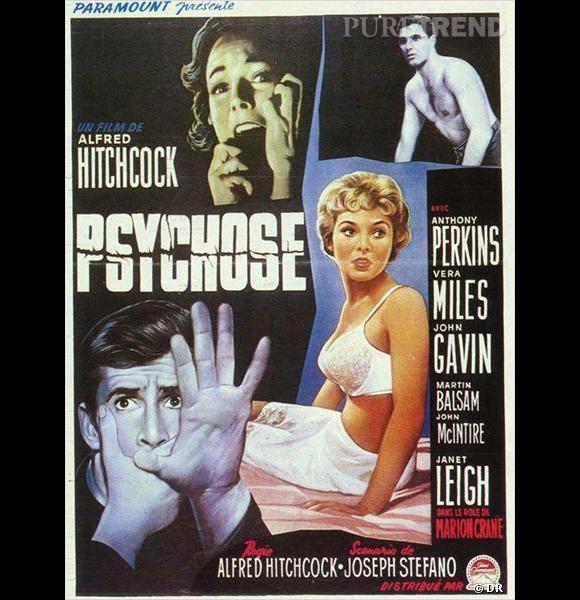 """La victime  : Amélie W, journaliste beauté.    Le film  : """"Psychose"""" d'Afred Hitchcock.    Le traumatisme  : """"Psychose"""" m'a mise mal à l'aise parce que je l'ai vu quand j'étais petite, bien trop petite pour ce film, d'ailleurs je ne comprenais pas grand-chose en le regardant."""