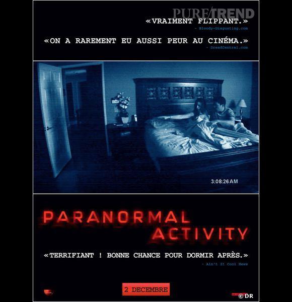 """La victime :  Chloé, rédactrice en chef.     Le film :  """"Paranormal Activity"""" de  Oren Peli.       Le traumatisme :  J'ai jamais vu ce film mais on m'en a tellement parlée que j'ai parfois peur qu'une main m'attrape le pied pendant la nuit... ahhhhhhh !"""
