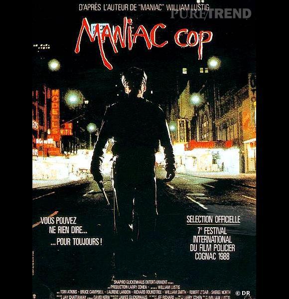"""La victime  : Yann, secrétaire de rédaction.    Le film  : """"Maniac Cop"""" de  William Lustig     Le traumatisme :  Quoi ?!! Les flics ne sont pas tous gentils ?!! Traumatisme pour le petit garçon que j'étais. """"Vous avez le droit de garder le silence... pour toujours""""..."""